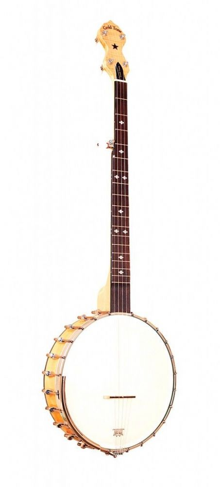 Gold Tone MM-150 5-string Maple Mountain openback banjo
